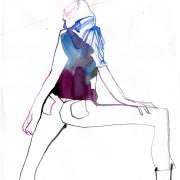 Sketch night at Society of Illustrators